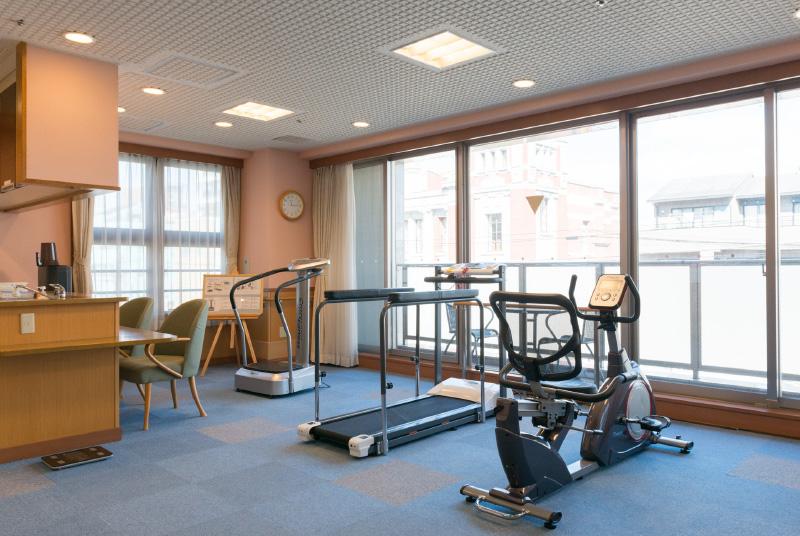 フィットネスルーム・機能訓練室